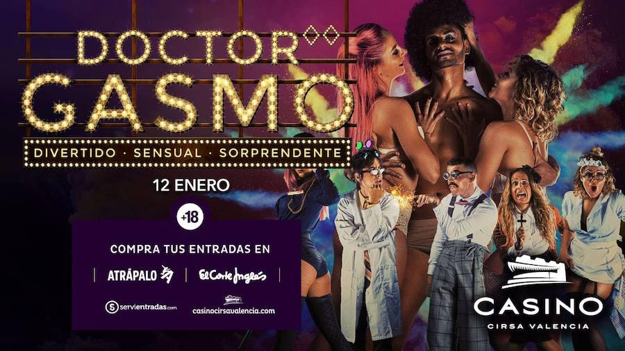 Doctor gasmo en el casino cirsa en valencia las provincias for Gasmo