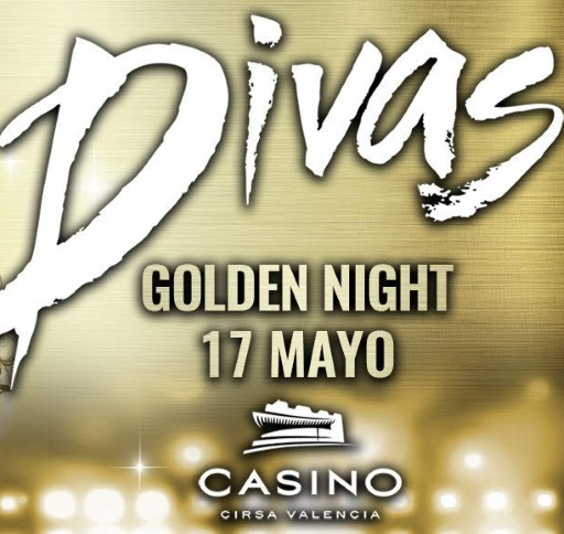 Divas Golden Night en Valencia